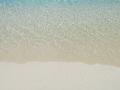 The crystal clear water of Hawksnest Bay, St. John, U.S. Virgin Islands