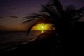 Sunset on Little Cayman