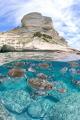 Bonifacio Corwica island