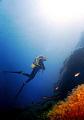 Mediterranean Sea Pantelleria Island Vertical No Strobes