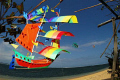 Sailing away... From Sanur Beach, Bali..