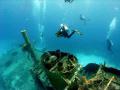 Wreck in Nassau, Bahamas