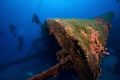 Thanks to this web site I had this picture publish in Men's Journal. One of the photo editors was looking on this site for pictures of the Hilma Hooker in Bonaire. The saw one of my others and emailed me to see if I had others. Thanks Benny!!!