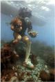 Old diver///