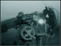 Wreck UJ 102 (WW-2, 1943)