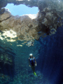 Towards the sun - the cave of the swallows - Tremiti Islands