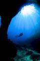 tremiti islands-grotta delle viole-la cattedrale