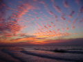 A new day begins!-South Carolina Beach Scene