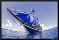 Dive boat, Raja Ampat