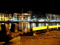 Galway Harbour at Night