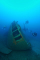 Isonzo wreck - Nice wreck situated in South Sardinia just few minutes from Villasimius Port. Depth from 48 to 57 meters.