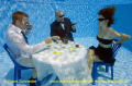 NO EXCUSES! Special poker game - realized in the pool at the Palm Garden Resort of http://www.sea-bees.de in Phuket, Thailand.