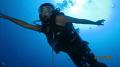 Jamaican Mermaid Diver