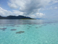 Mantabuan Island, Sabah Malaysia.