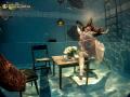 Underwater photoshoot for Videodance short video project. Producer: Shay Rylski