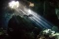 Diving in the spotlight, Taj Mahal, Cenotes